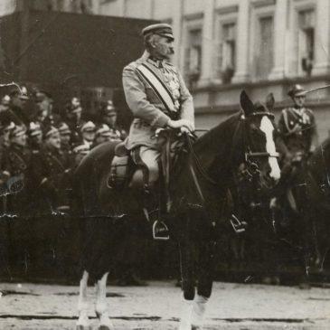 Fantazja, Kasztanka, dzielna klacz Marszałka Piłsudskiego