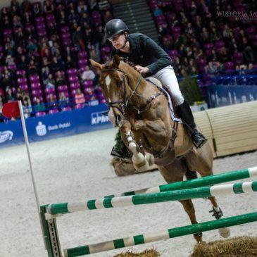 Janek Kamiński reprezentantem paszy dla koni Masters Polska!