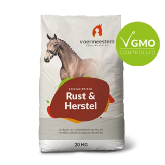 RUST & HERSTEL pasza rehabilitacyjna dla rekonwalescentow i koni otylych