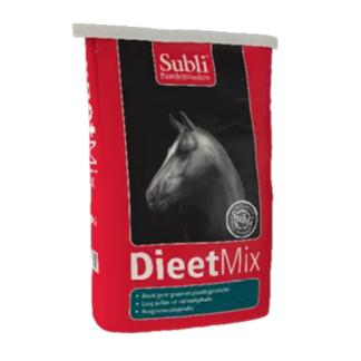 DieetMix 20kg musli dla koni bez zbóż i melasy