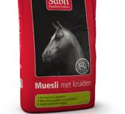 Muesli met Kruiden – ziołowe musli dla koni