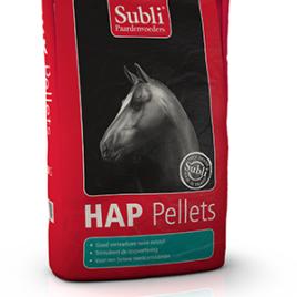 HAP Pellet – dodatek dla koni kolkujących