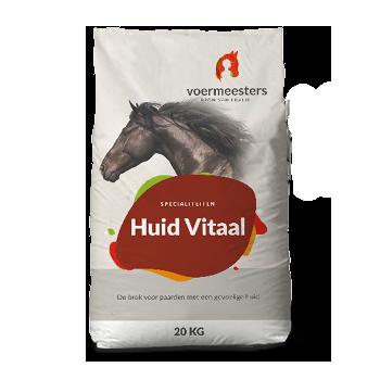 huid vitaal - pasza dla koni z problemami skórnymi