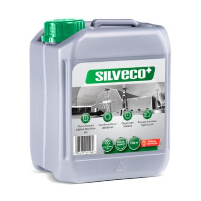 SILVECO+ 2l preparat biobójczy do dezynfekcji stajni