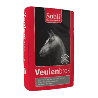 granulat dla źrebiąt VeulenBrok 20kg