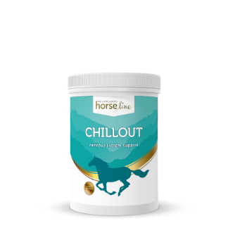 HorseLinePRO ChillOut - naturalny preparat uspokajający.