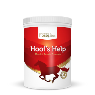 HorseLinePRO Hoof's Help - regeneracja i wzmocnienie kopyt u koni (1)