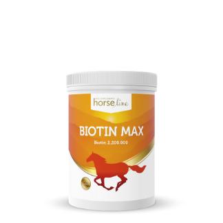 HorseLinePRO BiotinMax - biotyna dla koni na sierść i kopyta