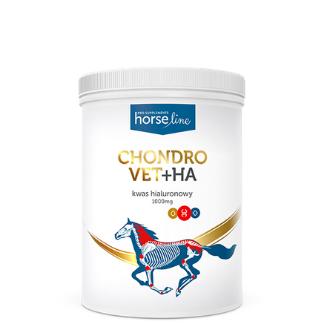 HorseLinePRO ChondroVet +HA - uzupełnienie leczenia weterynaryjnego u koni