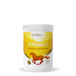 HorsHorseLinePRO Witamina C - odpowiednia dla koni i kucyeLinePRO Witamina C - odpowiednia dla koni i kucy (1)